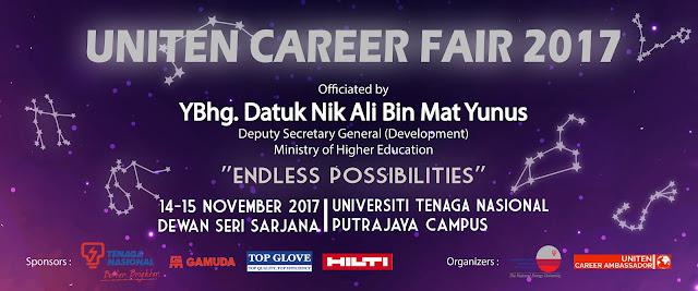 Warih-Homestay-Uniten-Career-Fair-2017