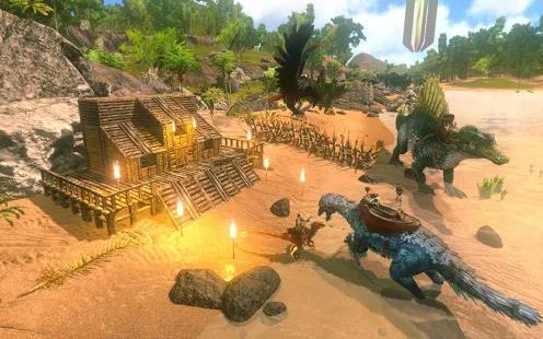 Game Ark: Survival Evolved Mod