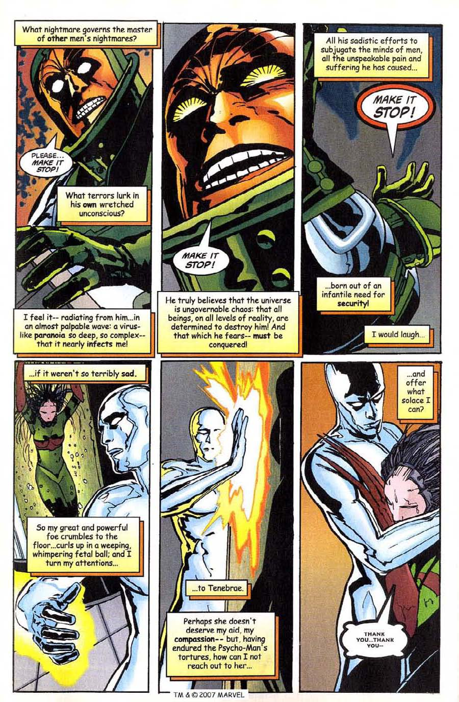 Read online Silver Surfer (1987) comic -  Issue #144 - 11