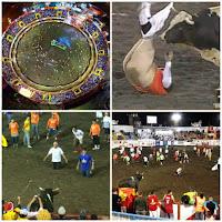 Datos curiosos de Costa Rica 9, toros a la tica, fiestas zapote, redondel de toros, toreros improvisados