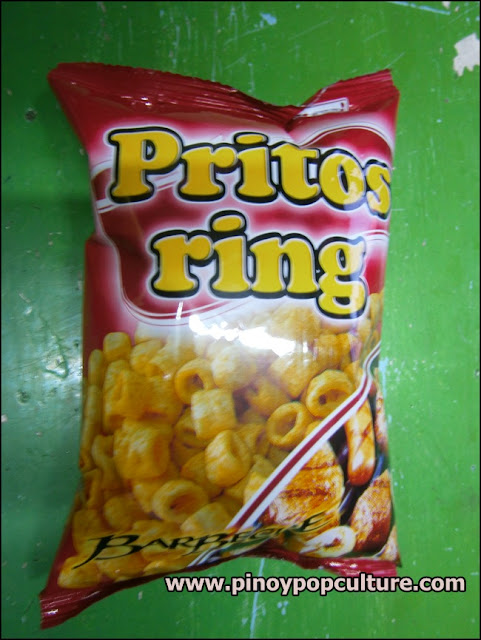 Pritos Ring, snacks, junk foods