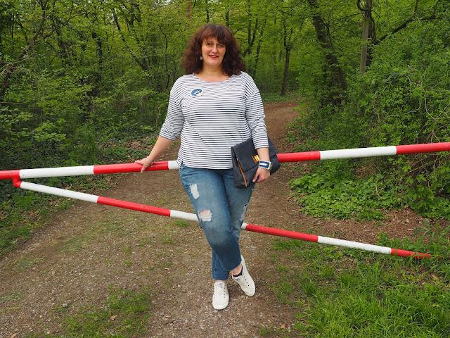 Streifenshirts, Streifen tragen, #Streifenliebe, Ü50 Mode Blog