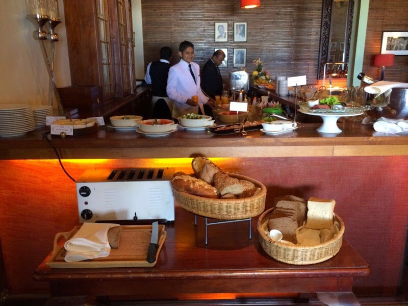 Breakfast Buffet in Colombo