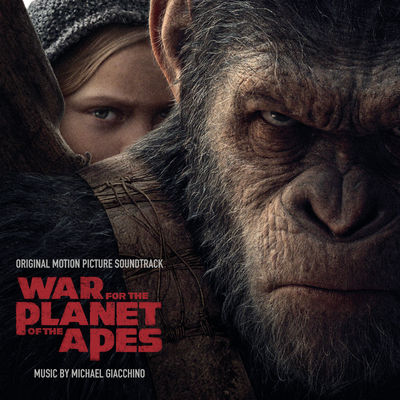 War for the Planet of the Apes (Original Motion Picture Soundtrack) - Album Download, Itunes Cover, Official Cover, Album CD Cover Art, Tracklist