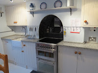 Bianco Diamante Granite Kitchen Countertops for All Need