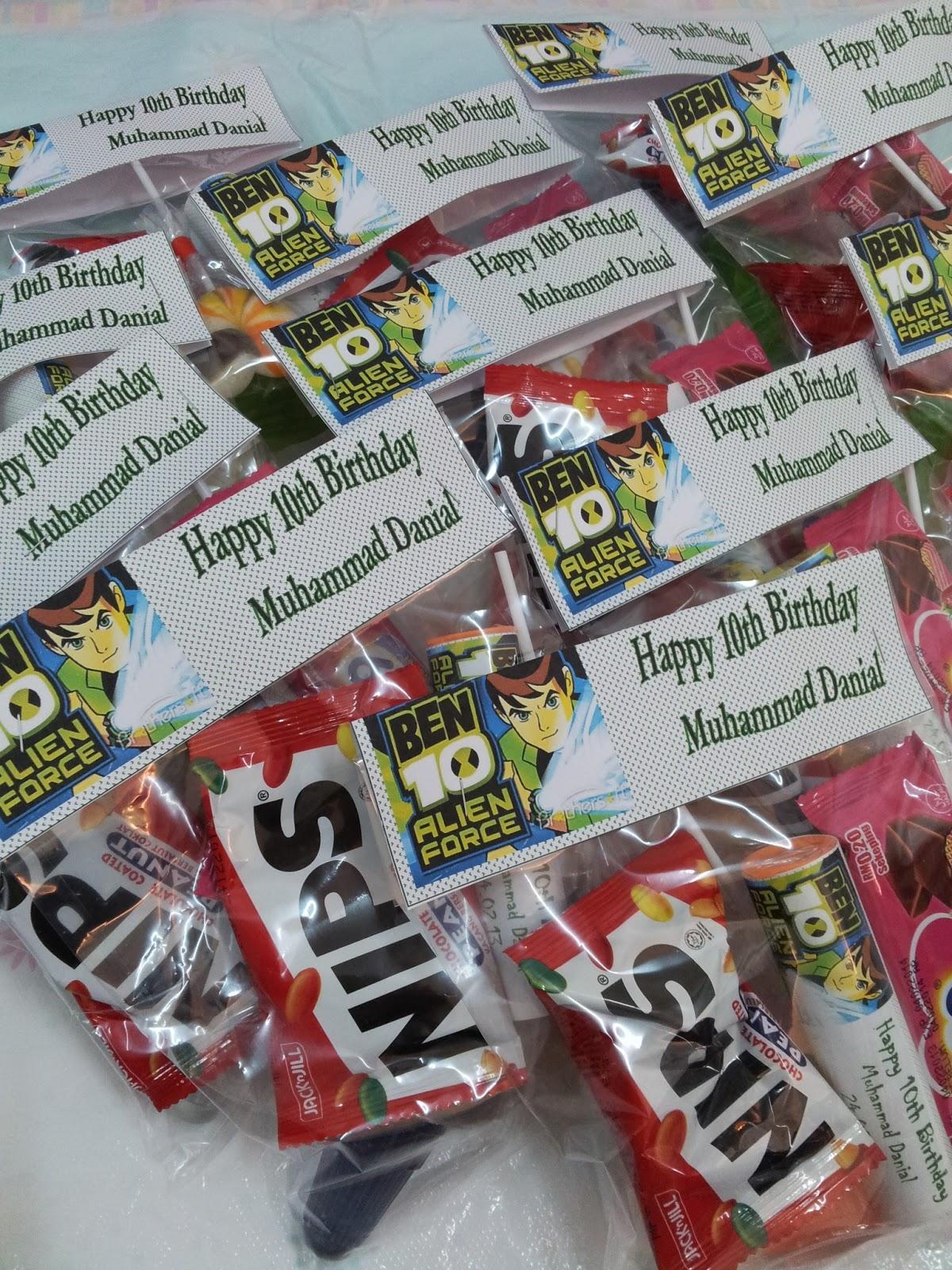Nn Craft Amp Chocolates Goodies For Birthday Party