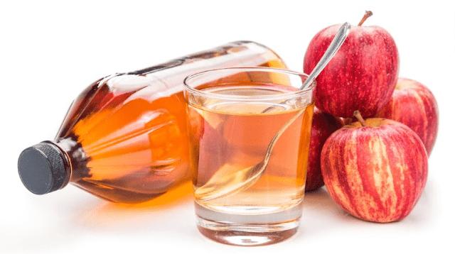 Menurunkan Berat badan dengan cuka sari apel