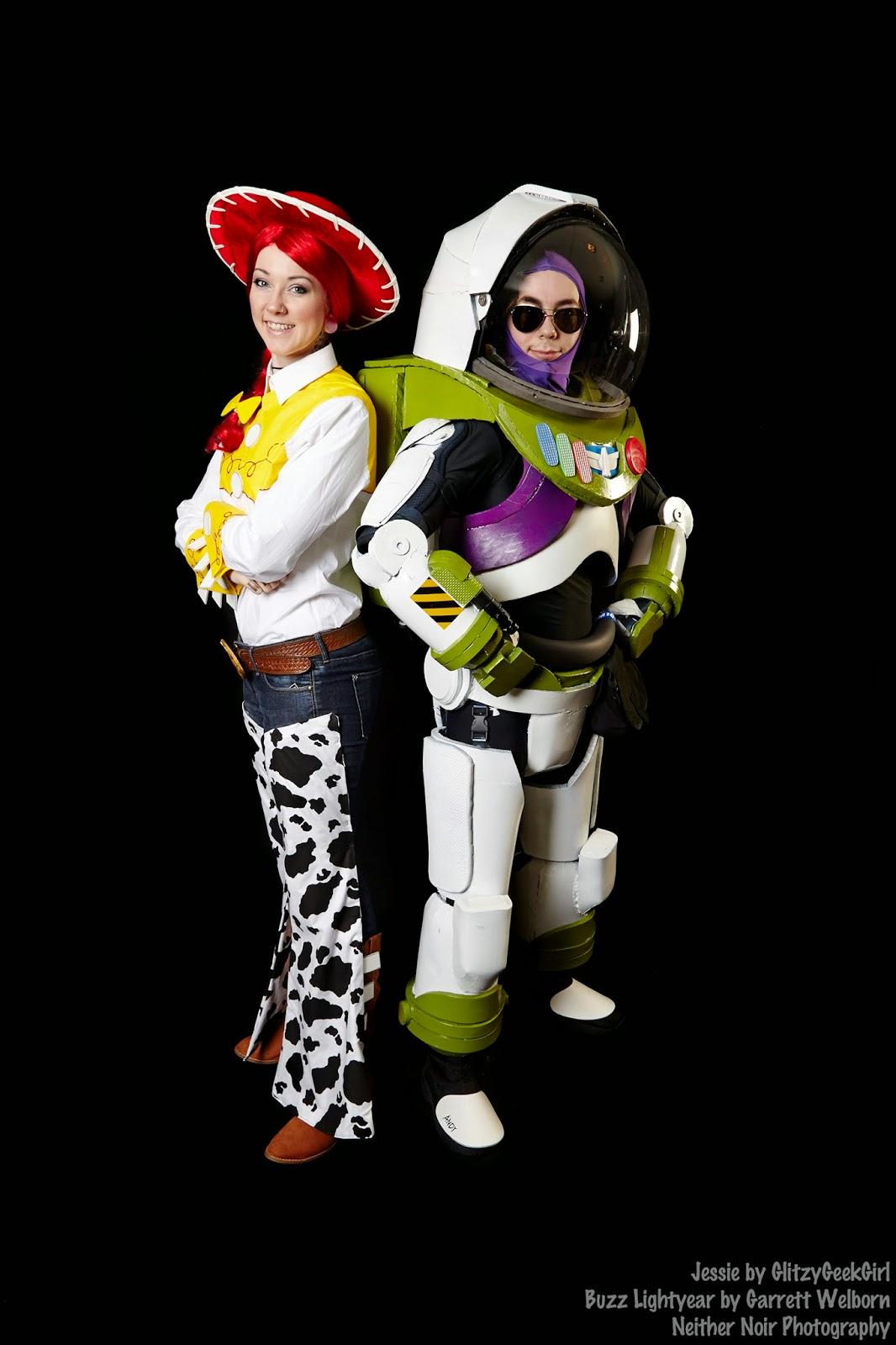 OMGLITZY  Tutorial  Jessie from Toy Story Cosplay ad0a5ef390f