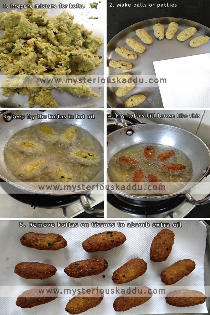 Lauki Kofta Curry Recipe | How To Make Lauki Ke Kofte | Dudhi kofta Curry