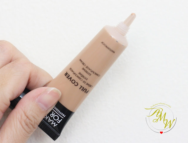 a photo of Make Up For Ever Full Cover Extreme Camouflage Cream