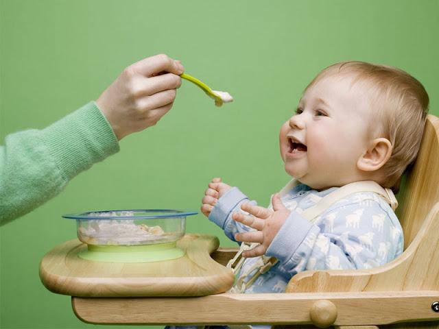 Makanan Bayi Buatan Sendiri Lebih Baik