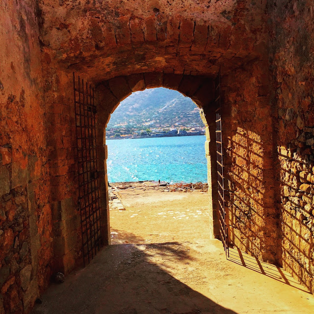 spinalonga leprosy colony on crete