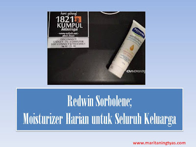 Redwin Sorbolene All in One Moisturizer