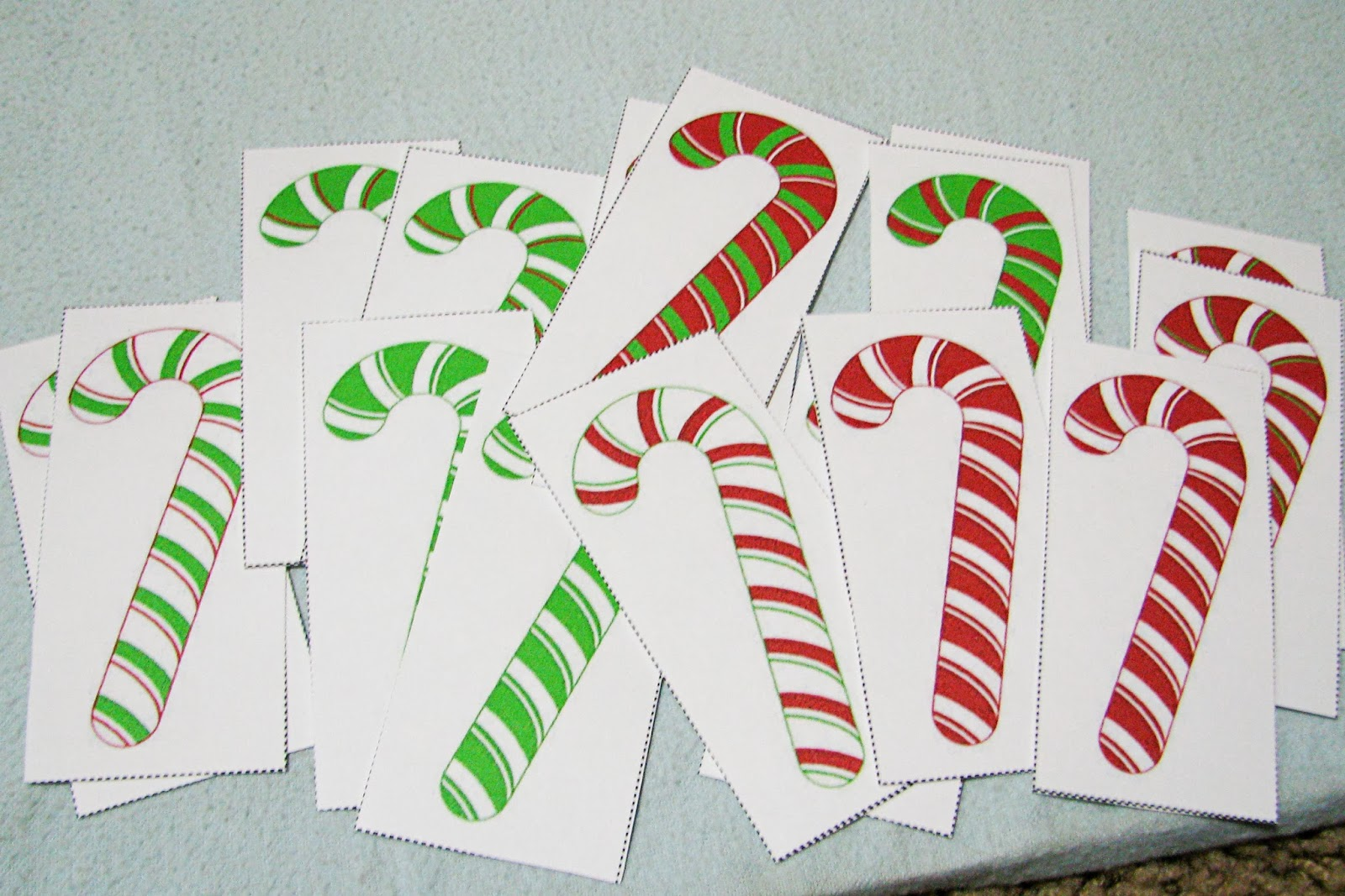 Mommy S Little Helper Candy Cane Preschool Theme