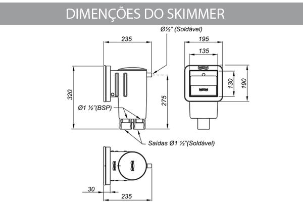 Skimmer Compact Sodramar