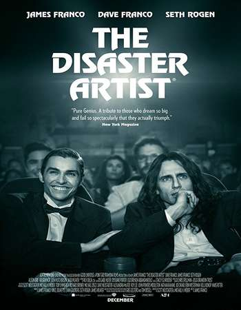The Disaster Artist 2017 English 300MB WEBRip 480p ESubs