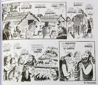 Numeduk en la prehistoria