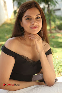 Telugu Actress Tanya Hope Stills at Appatlo Okadundevadu Audio Launch  0215.JPG