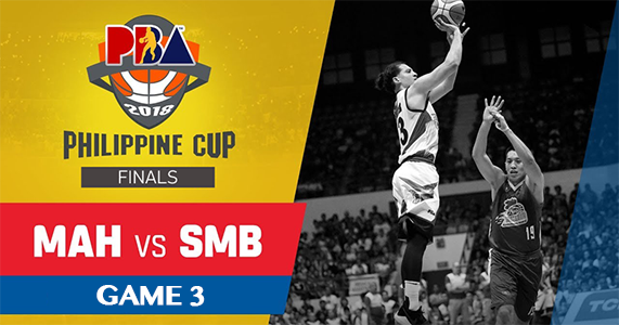 PBA: Magnolia vs San Miguel GAME 3 (REPLAY) April 1 2018 SHOW DESCRIPTION: The 2017–18 Philippine Basketball Association (PBA) Philippine Cup is be the first conference of the 2017–18 PBA […]