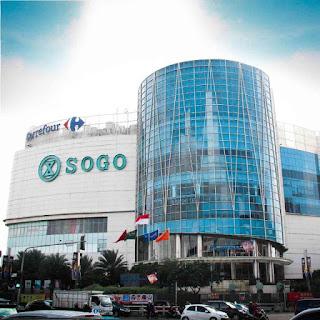 Emporium Pluit Mall, Pusat Perbelanjaan dan Restaurant di Jakarta Utara