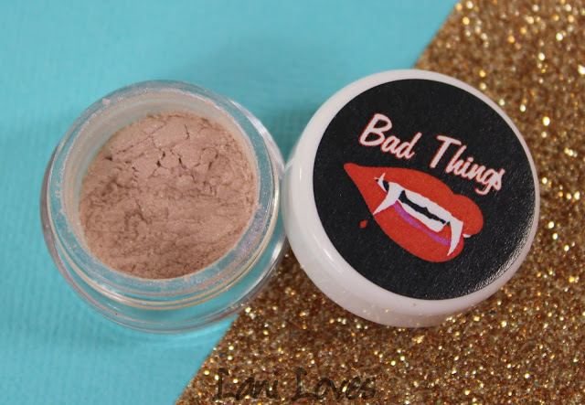 Darling Girl Precious Fairy Vagina Eyeshadow Swatches & Review