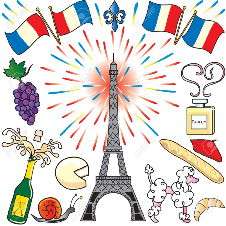 Map Of France For Ks2.Le Blog De Madame Birtwistle Organising A Successful French Day