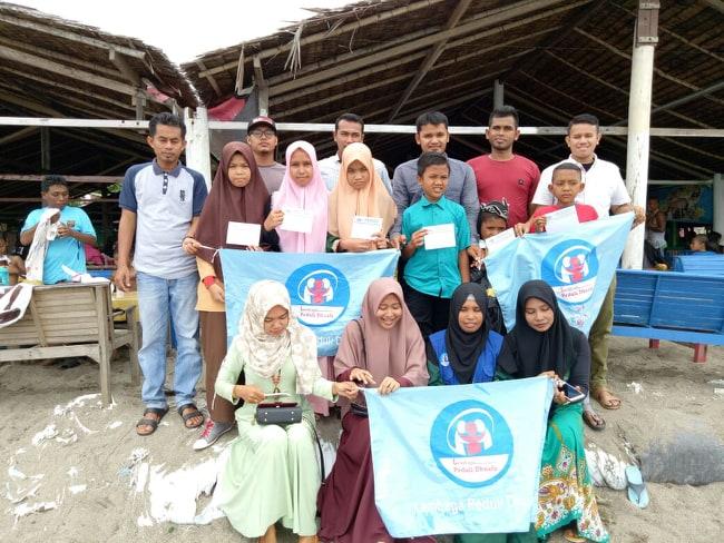 LPD Salurkan Beasiswa Syafaat Tahun 2018 untuk Wilayah Lhokseumawe dan Aceh Utara secara simbolis