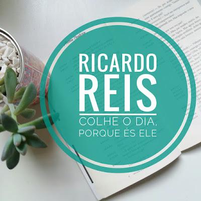 Análise Poema: Colhe o dia, porque és ele - Ricardo Reis 4/5