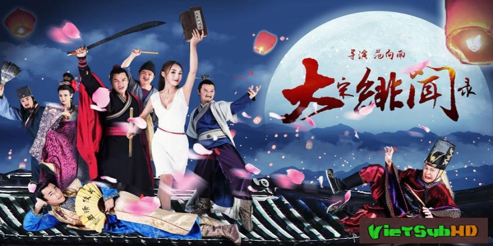 Phim Phan Kim Liên Vượt Thời Gian Thuyết minh HD | Da Song Fei Wen Lu 2017