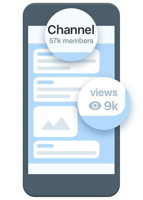 Telegram Kanäle
