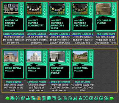 Online Architecture Games