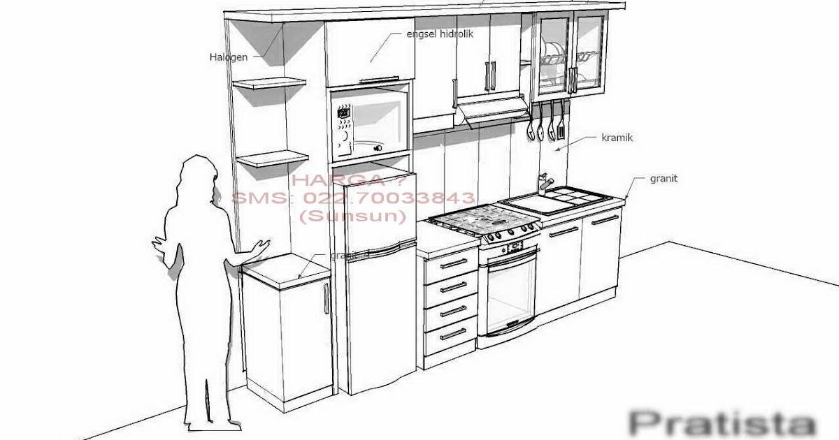 Image Result For Contoh Rak Kitchen Set