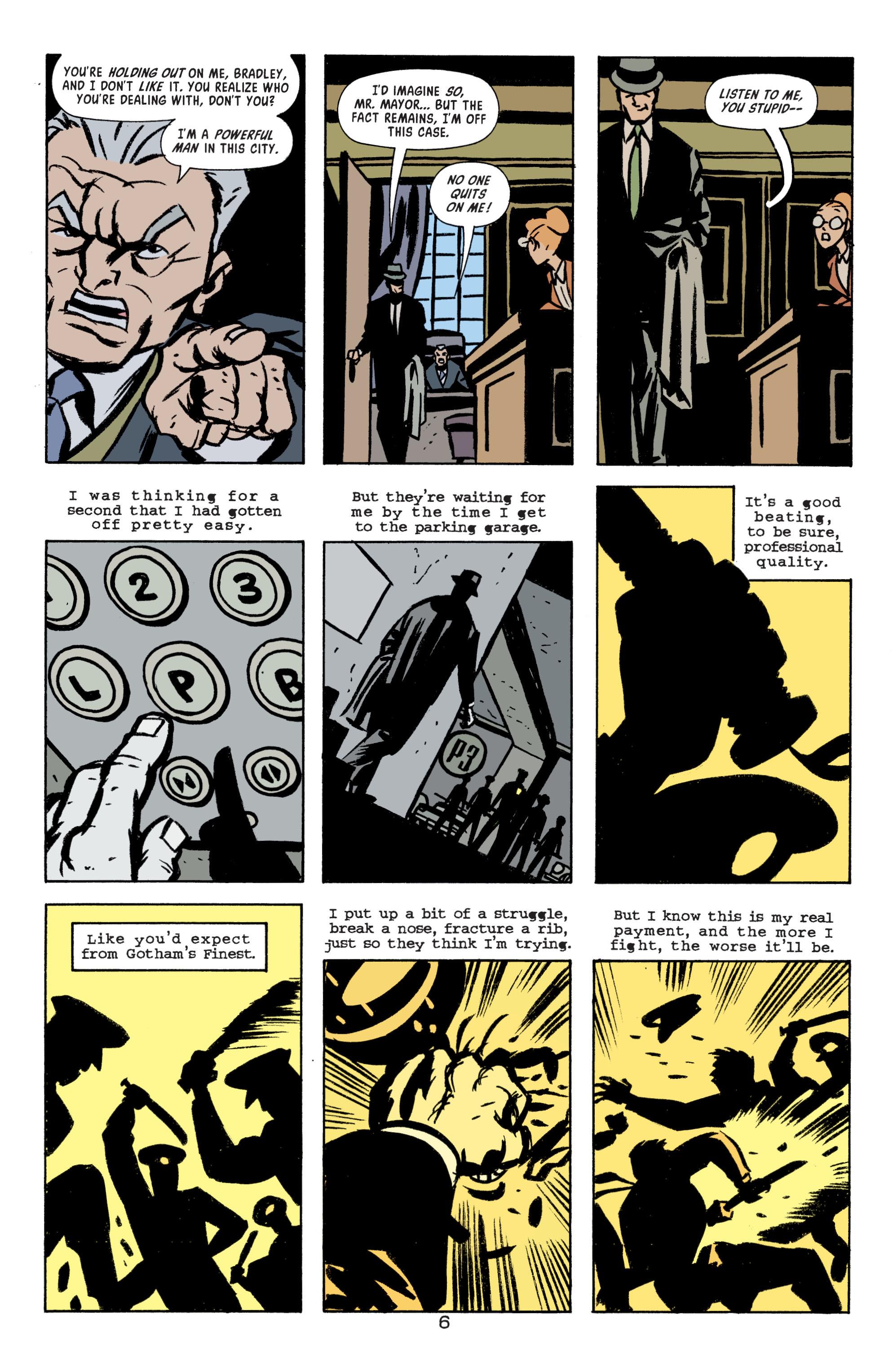 Detective Comics (1937) 762 Page 28