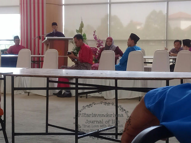 Majlis hari raya Bahagian Pengurusan, JBPM