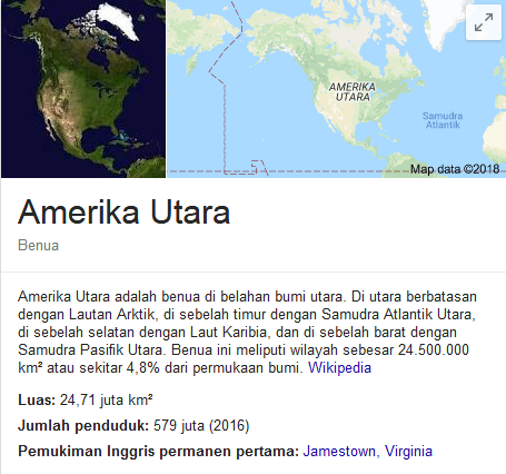 Amerika utara