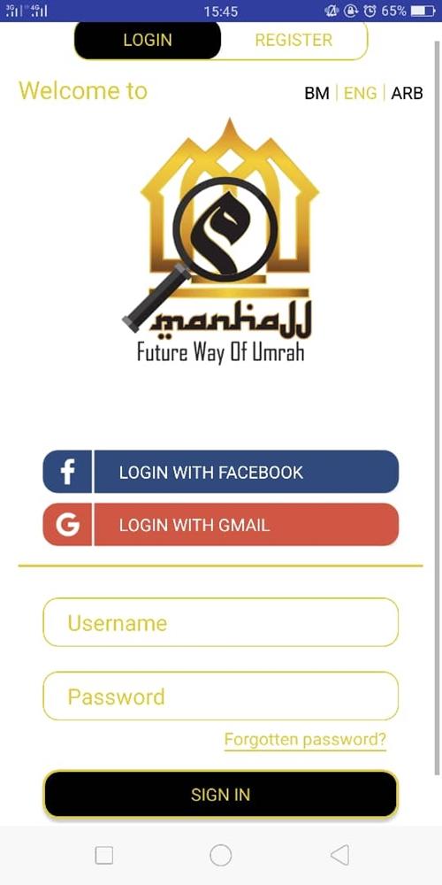 aplikasi umrah, keperluan haji dan umrah, Manhajj Mutawwif, umrah online,