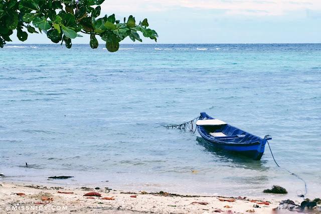 liburan ke pulau tidung tanpa agen tour