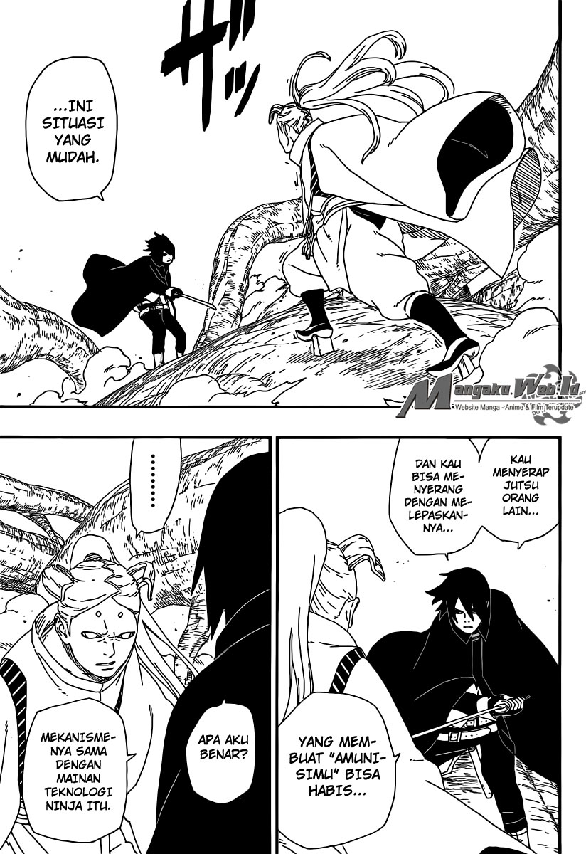 Manga Boruto Chapter 7 Bahasa Indonesia