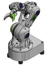 5 DOF Robot Arm