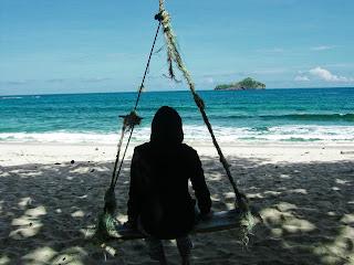 Pantai pasir putih malang, Wisata Pantai Malang, Wisata Malang Selatan, Wisata Pantai Selatan Malang