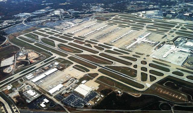 Aeroporto Internacional Hartsfield – Atlanta - Estados Unidos