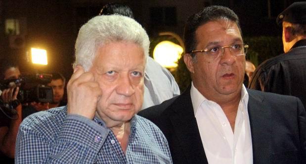 كما إنفردنا مرتضي منصور ينفي التعاقد مع ايهاب جلال ويفاضل بين 3 أجانب
