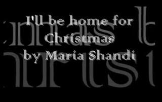 Download Lagu Rohani Natal Maria Shandi 2017 I'll Be Home A Christmas
