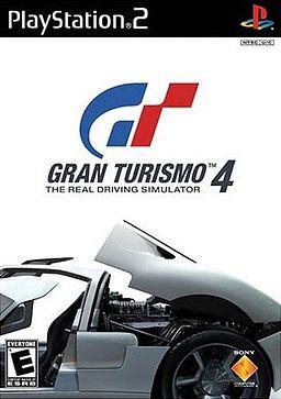[PS2] Gran Turismo 4