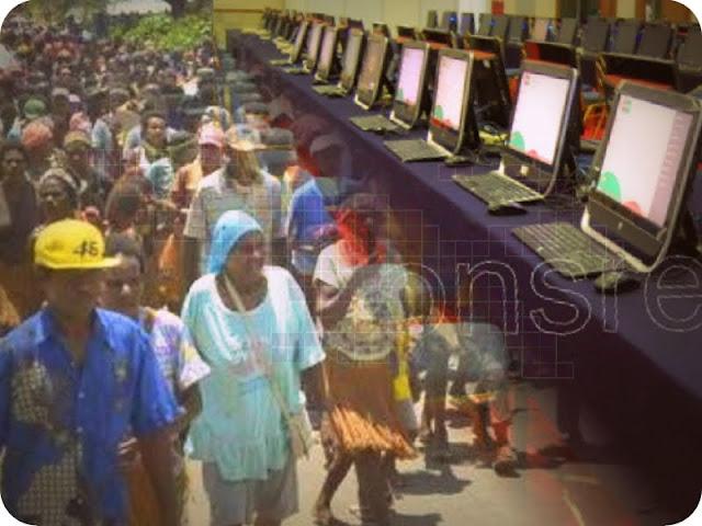 Warga Mappi Butuh Media Centre untuk Akses Telekomunikasi