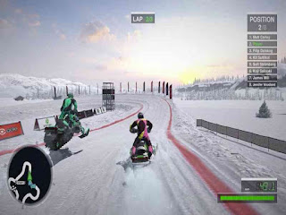 Snow Moto Racing Freedom PC Game Free Download