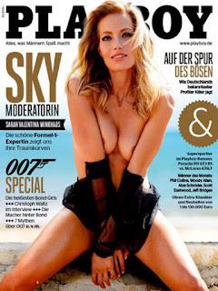 Revista Playboy Alemania-Diciembre 2015 PDF Digital