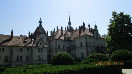 Мисливський палац графів Шенборнів