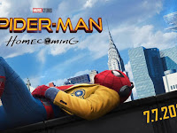 Spider-Man Homecoming 2017 CAM 550MB Terbaru