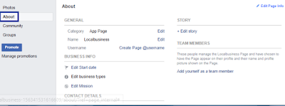 How to create a Facebook Business Page step5